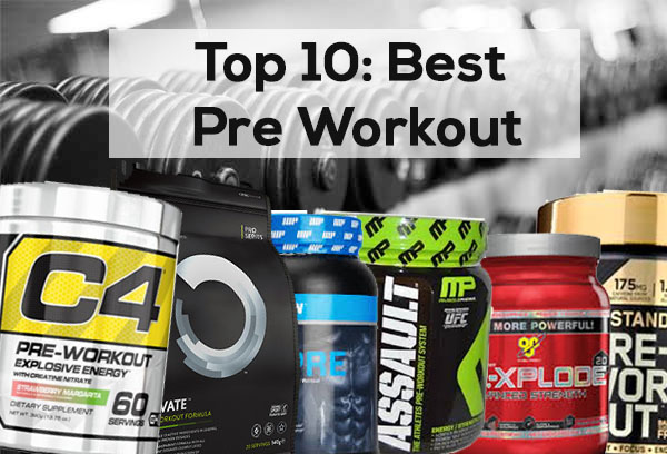 Which is the best pre workout supplement