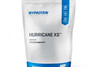 MyProtein Hurricane XS Review