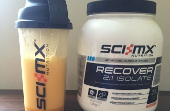 SCI-MX Recover 2:1 Isolate Review