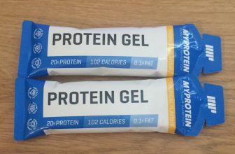 MyProtein Protein Gel Review