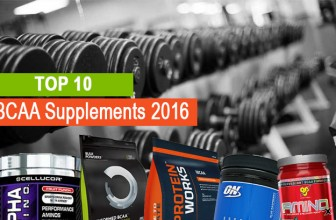 TOP 10: Best BCAAs (Amino Acids) 2017