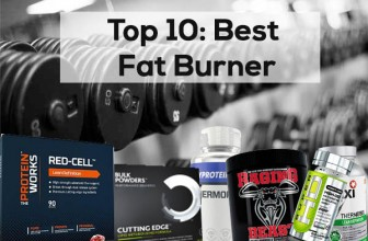 Top 10 Best Fat Burner Supplements 2017