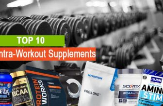 TOP 10 Best Intra Workout Supplements 2017
