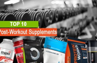 Top 10 Best Post Workout Recovery Supplements 2017