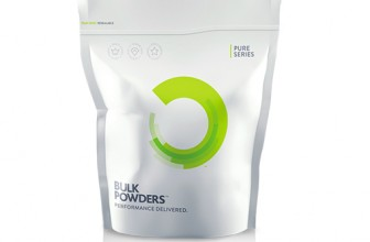 Bulk Powders Pure Whey protein Review