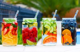 6 Healthy Infused Water Recipe Ideas