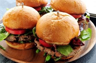 Healthy Tuna Burgers Recipe – Simple & Quick