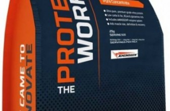 The Protein Works WHEY PROTEIN 80 Review